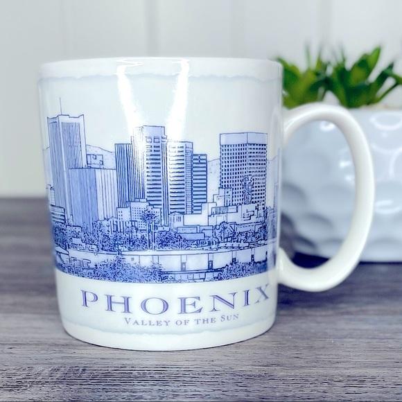 Starbucks Phoenix Valley of the sun 18 oz mug